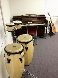 Studio A/Music Room